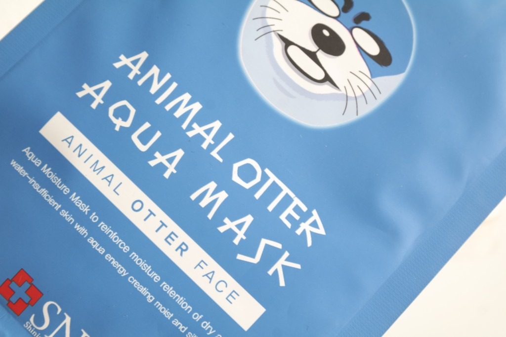 SNP - Animal Otter Aqua Mask