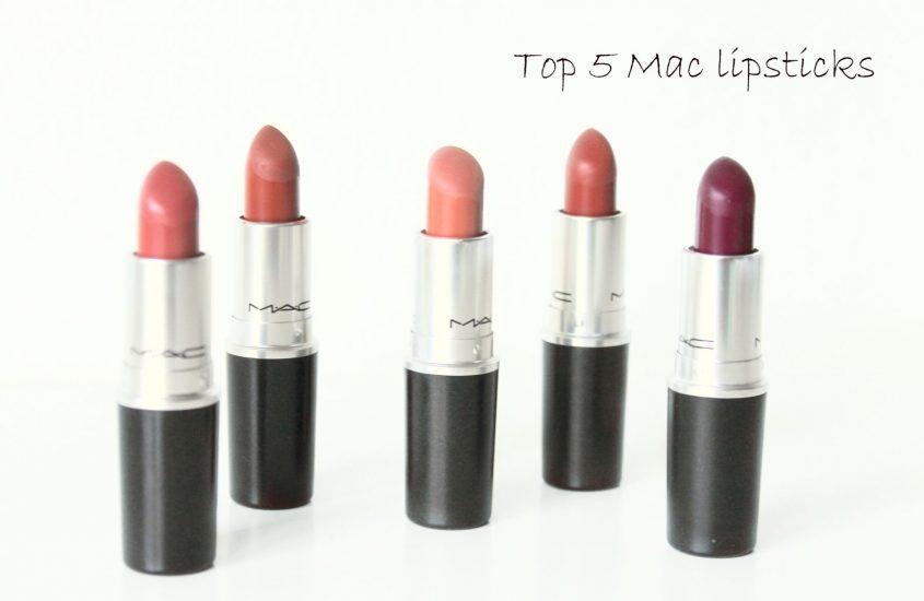 Favoriete Top 5 MAC Lipsticks - Jamey #XZ13