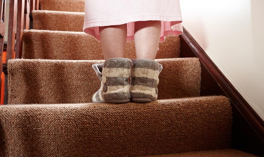 De trap het ondergeschoven kindje in huis beauty unboxing