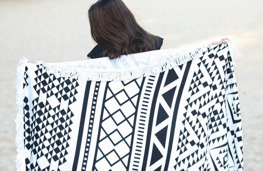 Mandala handdoek