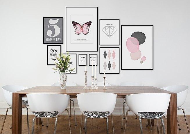 Versier je woonkamer met Scandinavische posters! - Beauty Unboxing