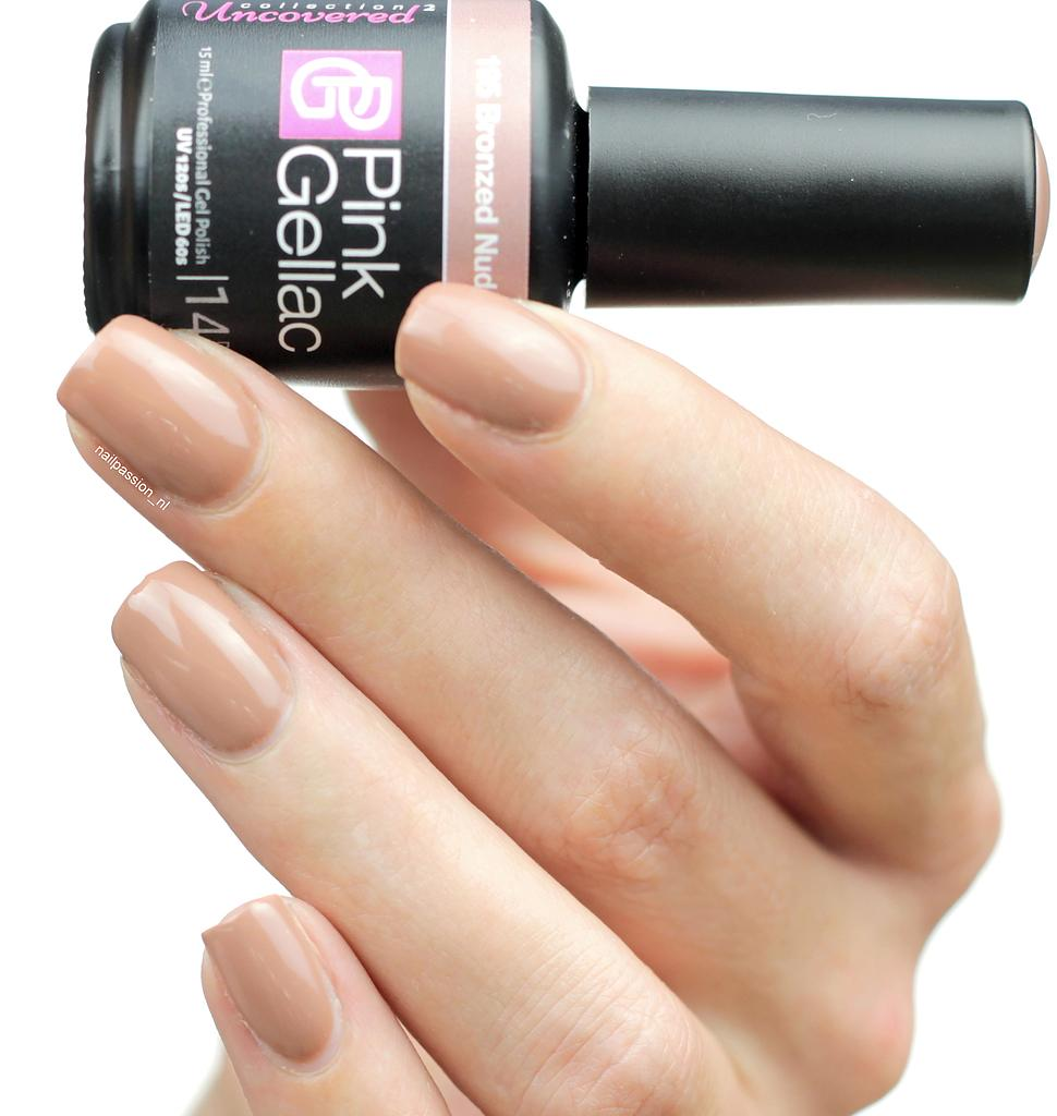 Uncovered2 The Pink Gellac Nude Collection