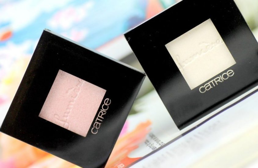 Catrice pret a lumiere eyeshadow review