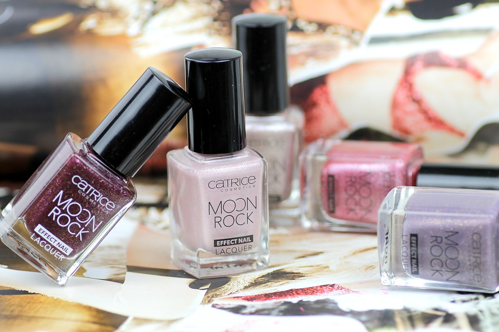 Catrice Moon Rock Effect Nail Laquer