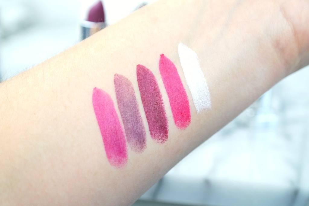 Maybelline Loaded Bolds lipsticks 1