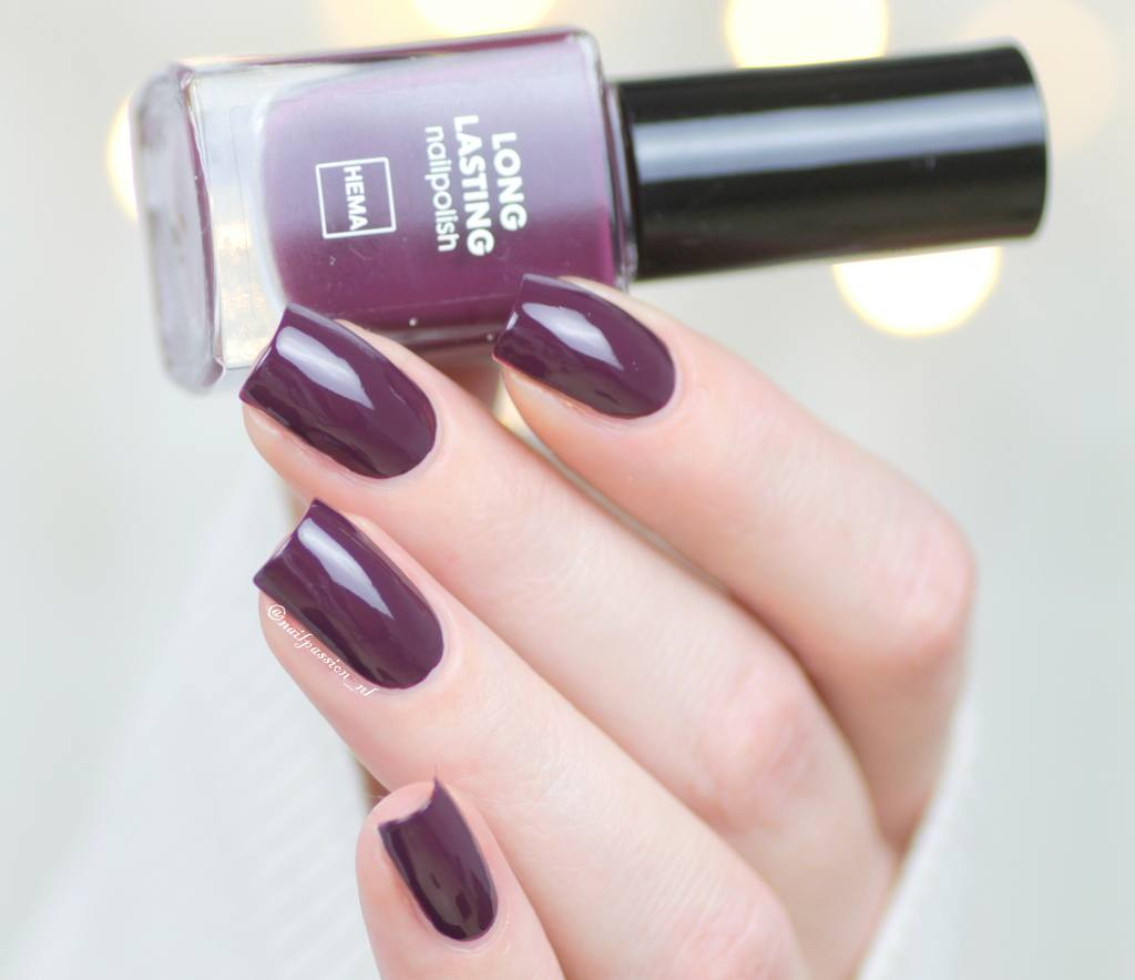 5x HEMA Long Lasting Nail Polish Part 1 - Beauty Unboxing