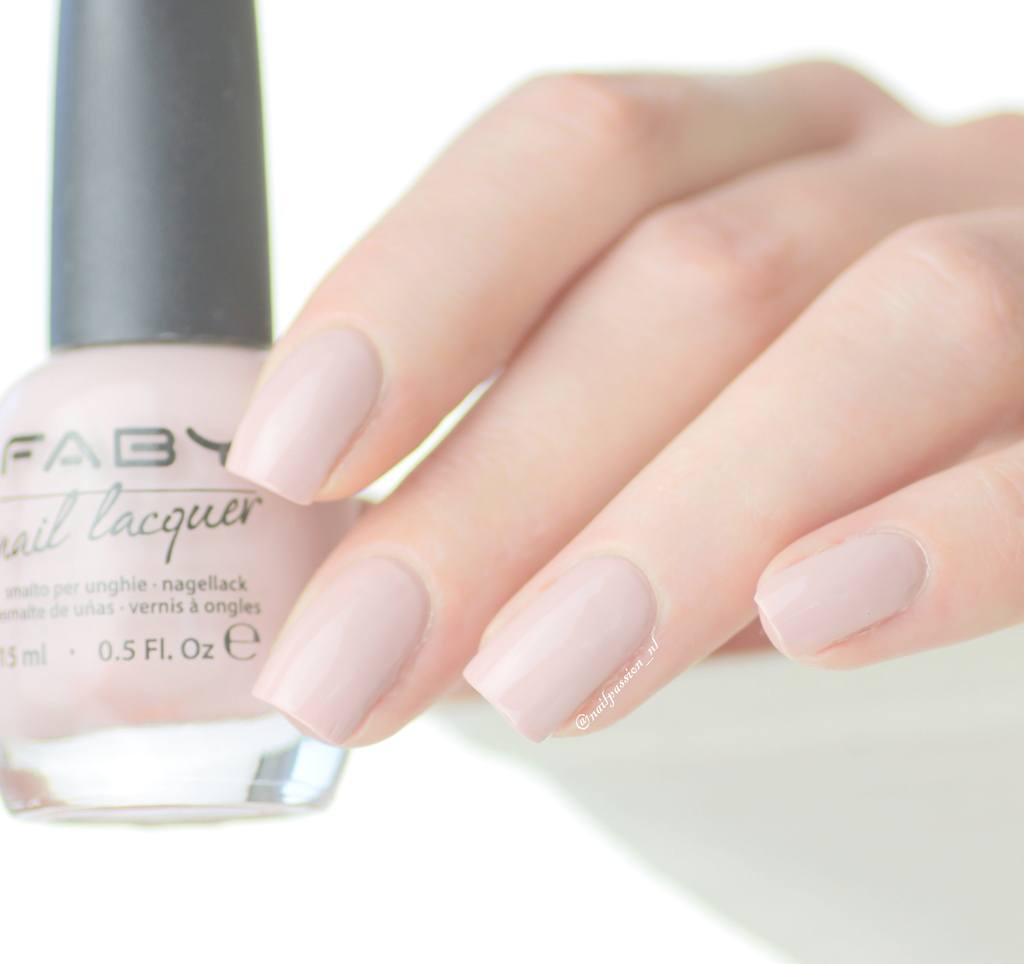 Faby Nail Lacquer Naturally & As You Like It