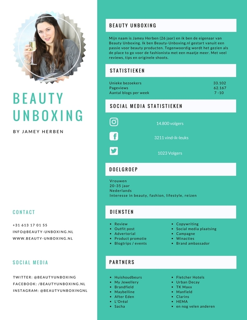 mediakit beauty unboxing
