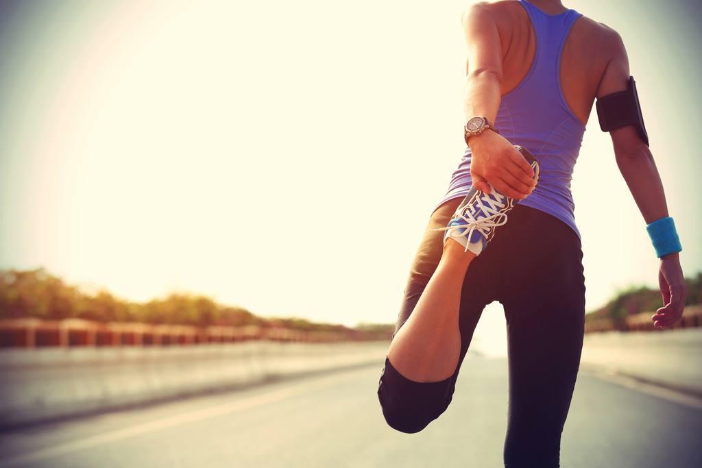 stretch hardlopen