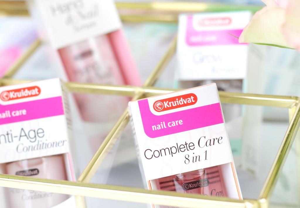 De nieuwe Kruidvat Hand & Nail Care Lijn