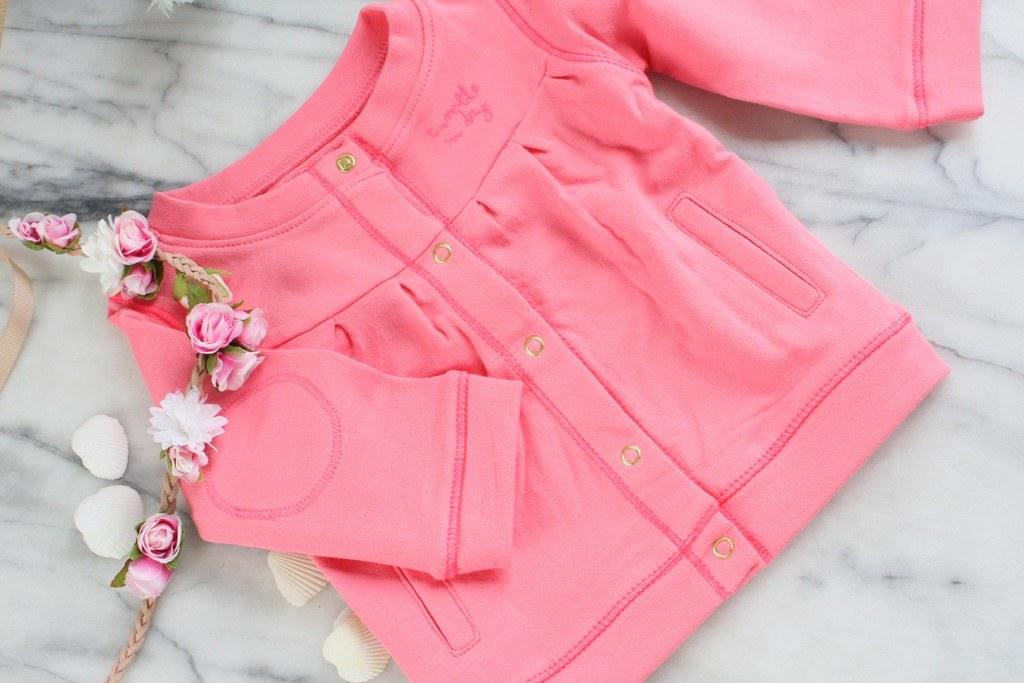 Shoplog - de eerste babykleertjes!