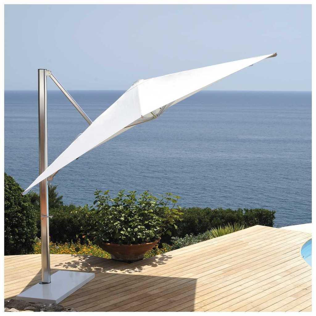 haal de zomer naar je tuin met een design parasol beauty. Black Bedroom Furniture Sets. Home Design Ideas