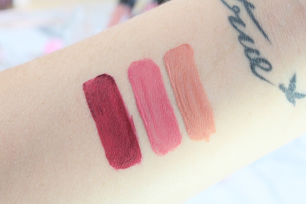Rimmel London - Stay Matte Liquid Lip Colours