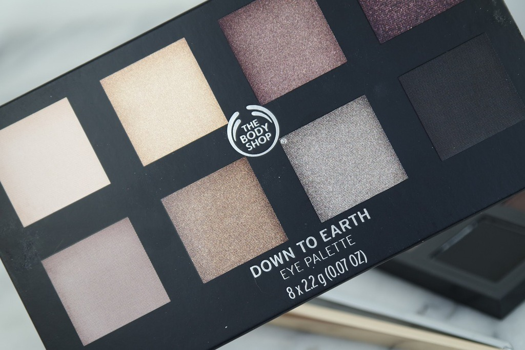 Down to earth met The Body Shop!