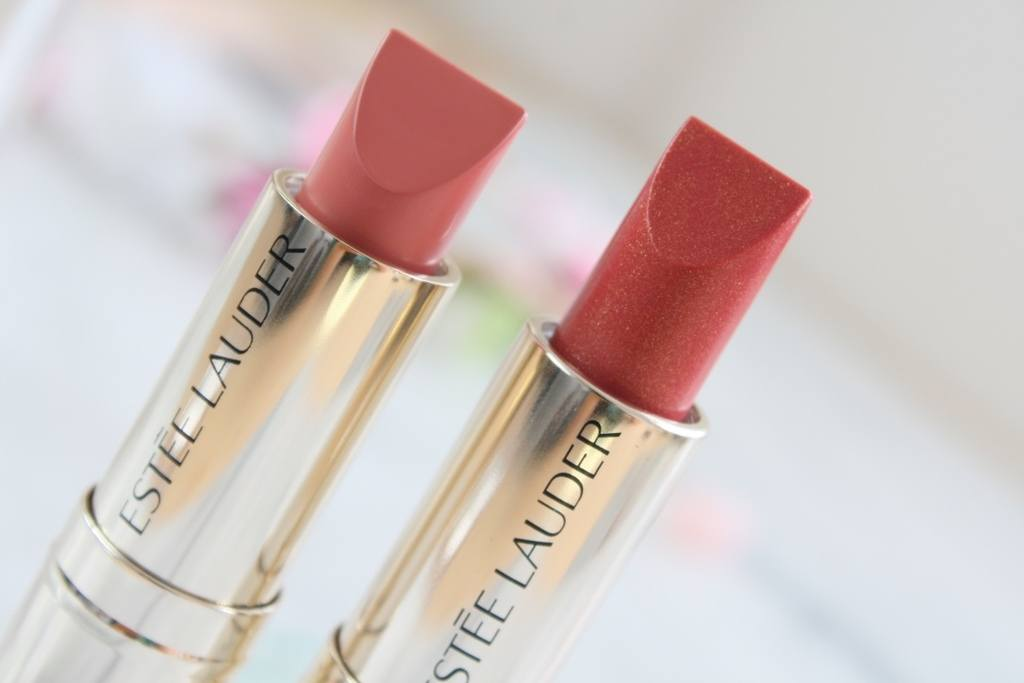 Estée Lauder - Pure Color Love lipsticks
