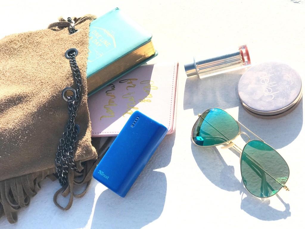 What's in my bag - Griekenland editie!