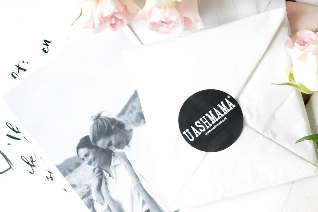 Review UASHMAMA® Paper Bag + 15 %korting!