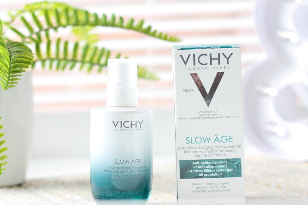 Vichy Eye Balm, Slow Age & Micellaire Lotion