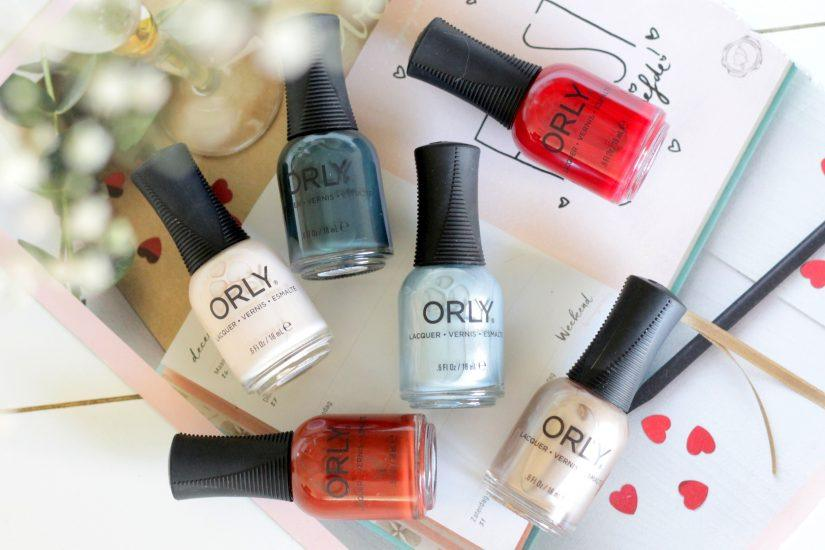 ORLY Darlings of Defiance Collectie