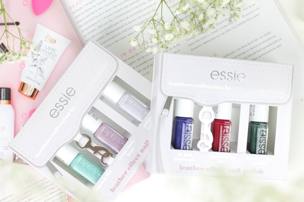 Essie Leather Collection