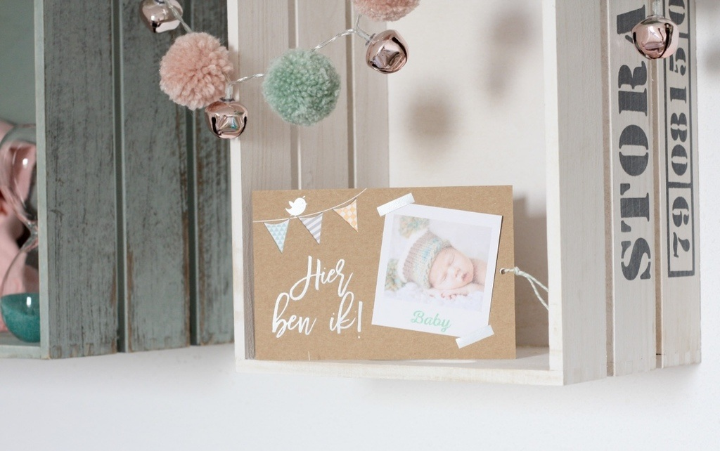 Tips voor het uitzoeken van het perfecte geboortekaartje + WIN!
