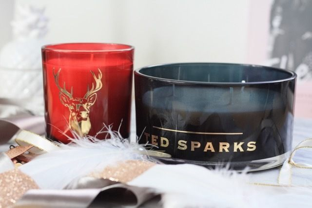 Ted Sparks - Cinnamon & Sandalwood of toch Bamboo & Peony