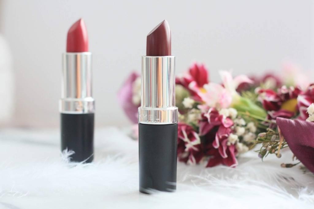 Rimmel Lipsticks 100 Pinkroots & 800 Berry Misschief
