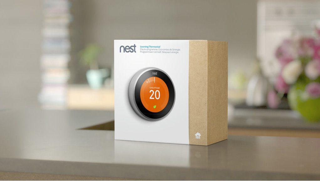 Nest - een slimme thermostaat