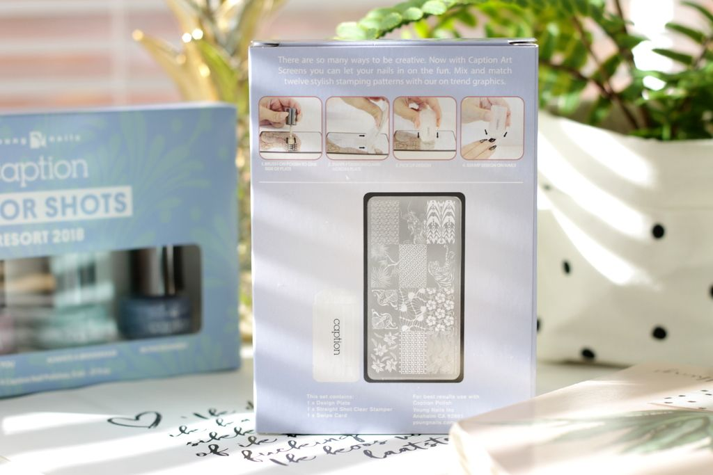Caption Resort Collection 2018