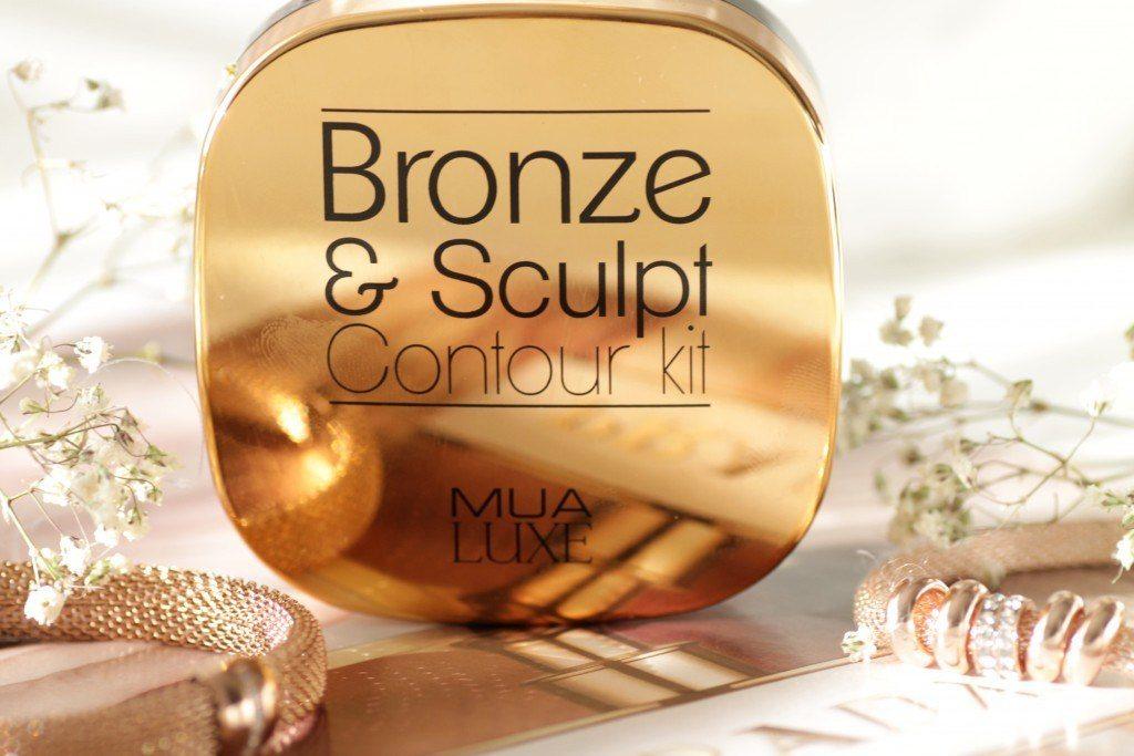 Mua Luxe Bronze & Sculpt Contour Kit
