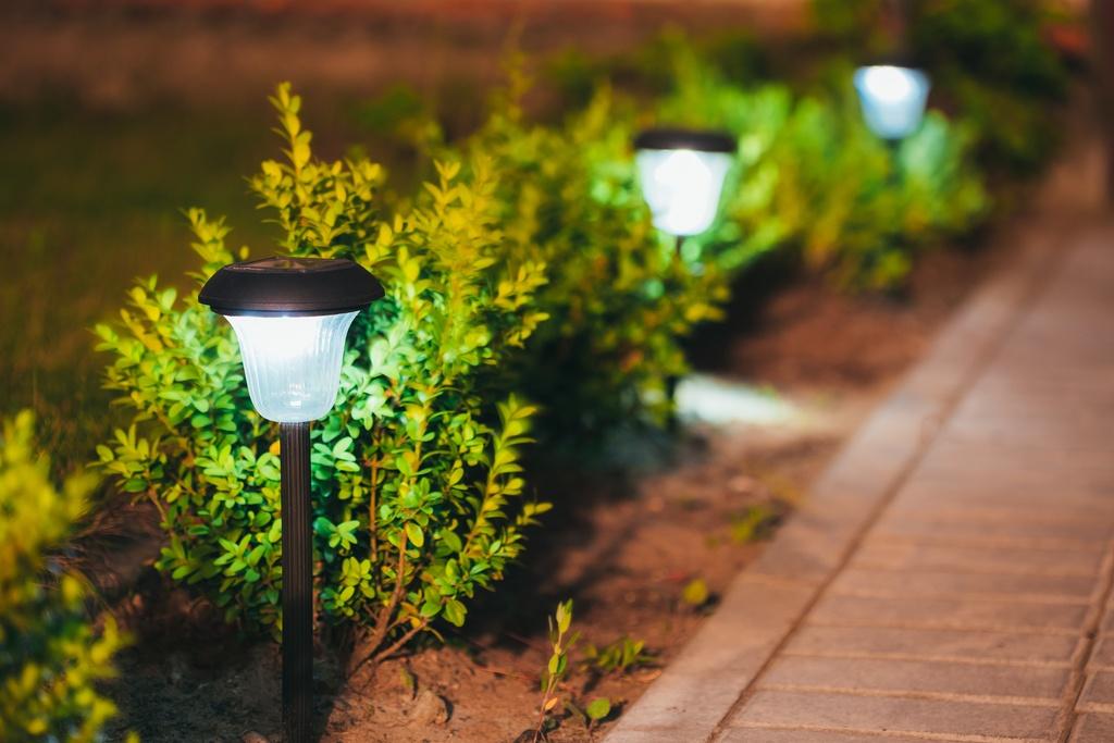 Licht je tuin op en geniet van heerlijke zomeravonden