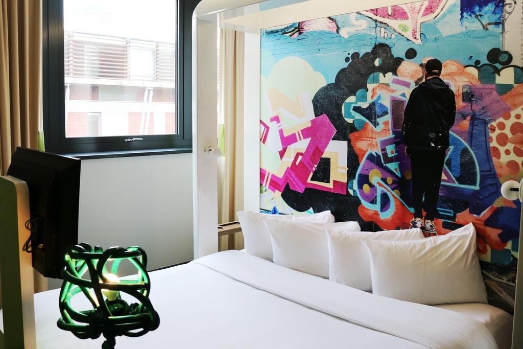 Overnachten in het Qbic Hotel in London