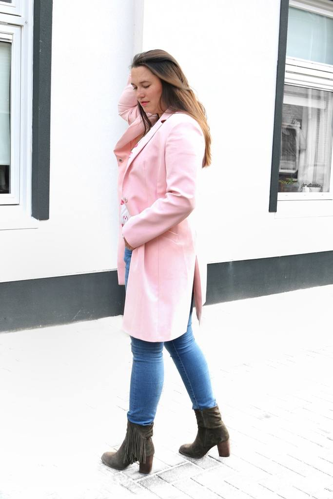 Outfit – Fancy in pink