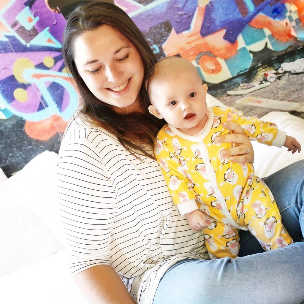 Alweer een jaar moeder & hoe mij dit is bevallen
