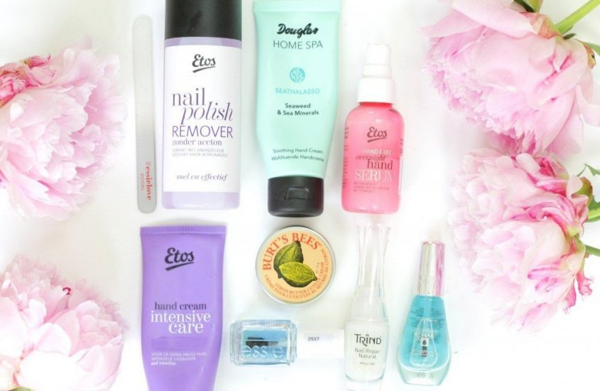 Mijn Manicure Must-Haves