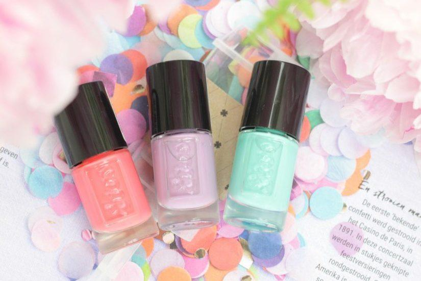 Etos Nagellak To The Left, My Mint Or Yours & Coral Bay