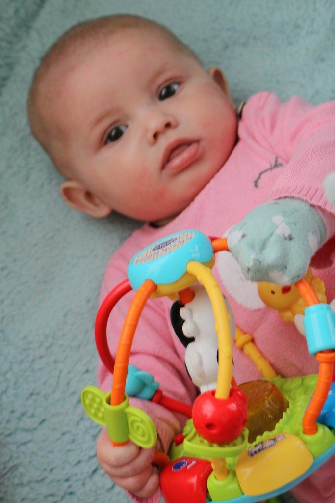 Het leukste speelgoed voor de kleinste kindjes