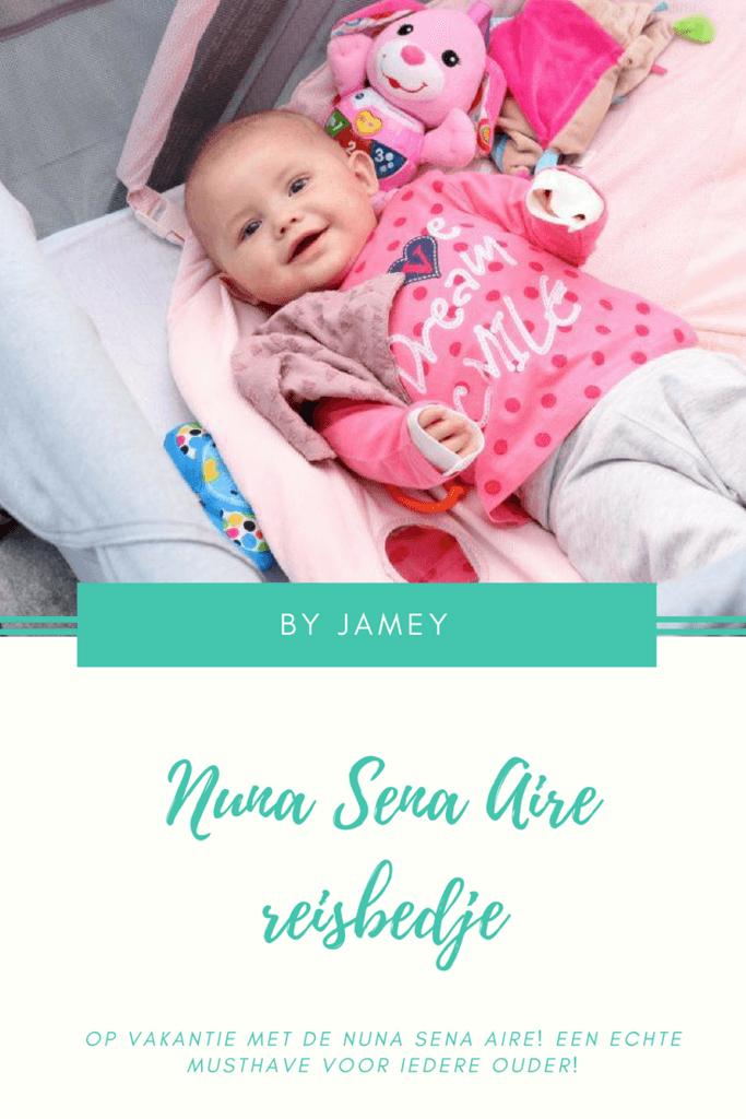 #nuna #mommy #travel #travellingwithkids #reisbedje #nunasenaaire