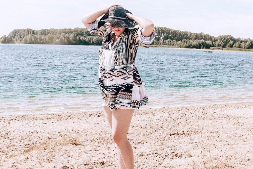 Summer outfit - fresh new dress!