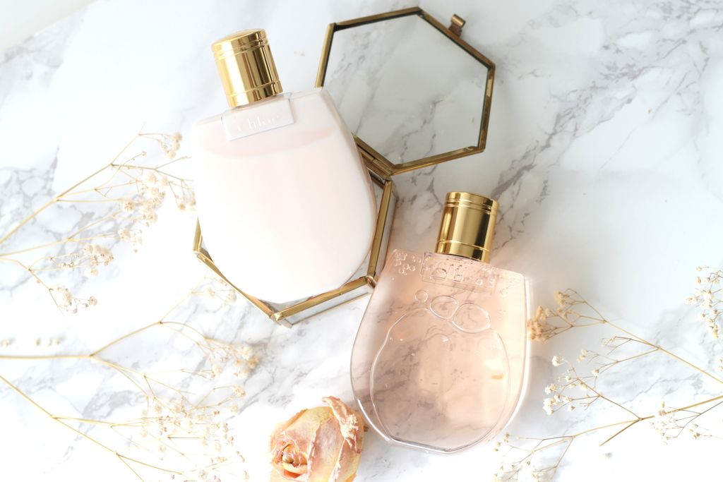 Chloé Nomade Body Lotion & Shower Gel