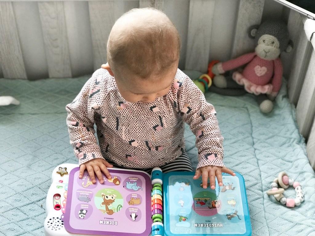 Samen spelen met Noé - Haar favoriete speelgoed