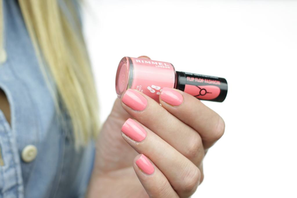 Rimmel London 60 Seconds Flip Flop Fashion Collectie