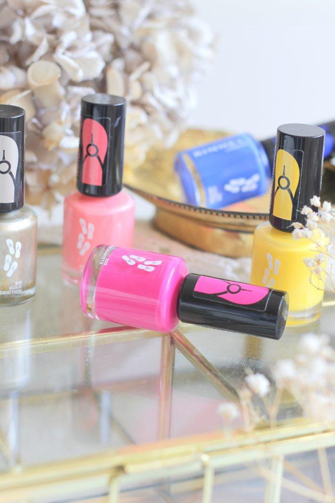 Rimmel London 60 Seconds Flip Flop Fashion Collectie