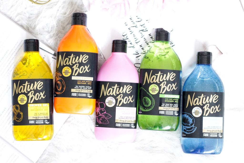 Nature Box Verzorgingslijn