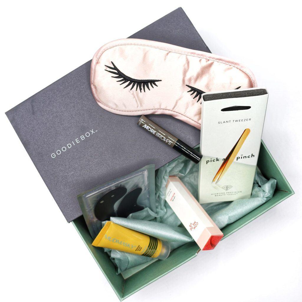 Goodiebox - Prep-N-Go November box!