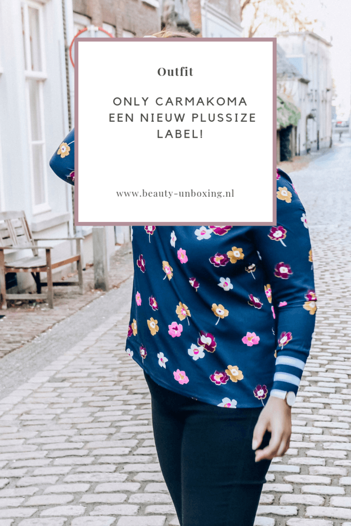 Outfit - Only Carmakoma, een nieuw plussize label!
