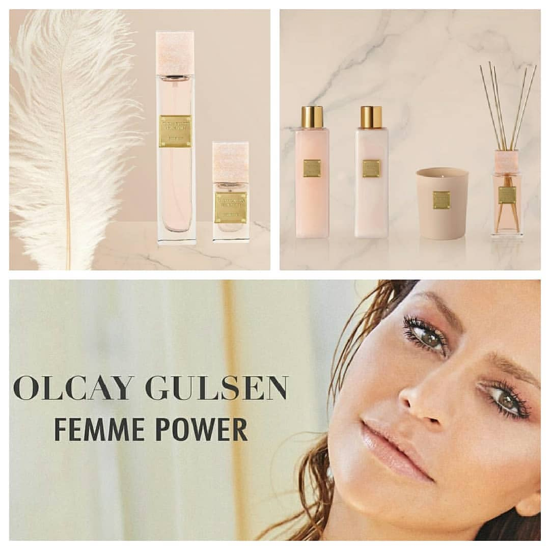 Femme Power Olcay Gulsen