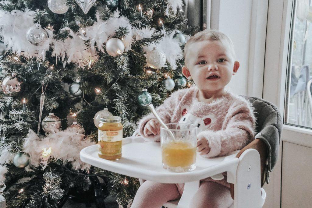Zo vieren wij ons eerste echte kerst met Noé