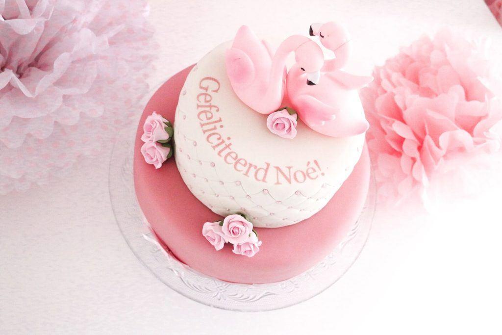 Dit hebben wij uitgegeven voor Noé haar 1e verjaardag