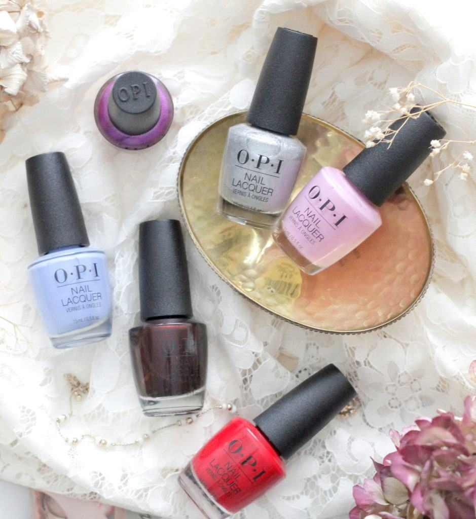 OPI Nutcracker & The Four Realms Collection